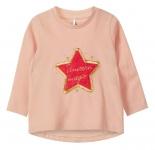 T-Shirt Real Rose Cloud