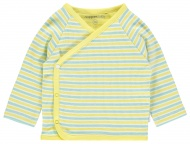 T-Shirt Plum Canary Yellow