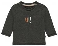 T-Shirt Palmetto Charcoal Melange