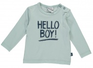 Babylook T-Shirt Little Boss