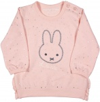 Sweatshirt Love Roze