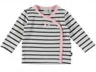 T-Shirt Overslag Stripe