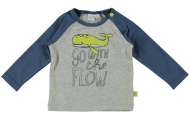 T-Shirt Flow Grey Melee