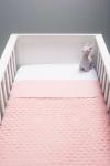 Jollein Fancy Knit Blush Pink