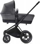 Cybex Priam All Terrain Black / Black Combi