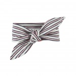 Haarband Stripe Creme