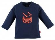 T-Shirt Trommel Indigo