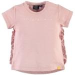 T-Shirt Korte Mouw Dusk Pink