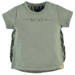 T-Shirt Korte Mouw Army