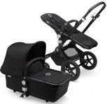 Bugaboo Cameleon3 plus Mix & Match Zwart Frame