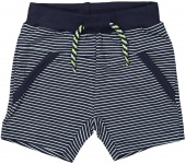 Shorts Stripe Navy