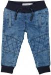 Broek Stitch Blue Jeans