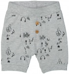 Shorts Print Grey Melee