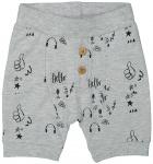 Shorts Print Grey Melee