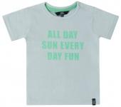 T-Shirt Korte Mouw Sun Green