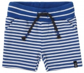 Short Stripes Blue
