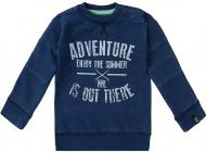 Trui Adventure Blue