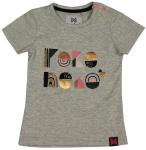T-Shirt Korte Mouw Koko Grey Melee
