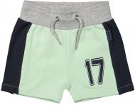 Shorts Mint Dark Grey