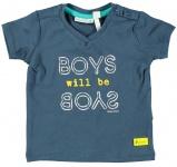 T-Shirt Korte Mouw Blue