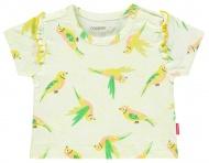 T-Shirt Korte Mouw Somerset Limelight