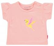 T-Shirt Korte Mouw Silvis Impatiens Pink