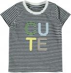T-Shirt Korte Mouw Femin Dark Sapphire