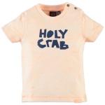 T-Shirt Korte Mouw Holy Crab Orange