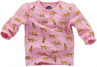T-Shirt Charon Tiger Pretty Pink