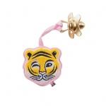 Speendoekje Star Tiger Pink