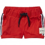 Short Seppe Flame Red