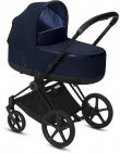 Cybex Priam Combi Matt Black/Black