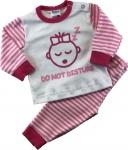Beeren Pyjama Fuchsia