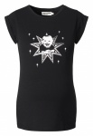 Queen Mum Sisters T-Shirt Candy Black