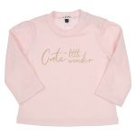 T-Shirt Wonder Pink Gold