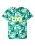T-Shirt Korte Mouw Jeson Spray