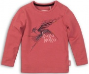 T-Shirt Bird Ash Rose