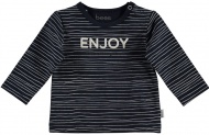 T-Shirt Pinstripe Blue