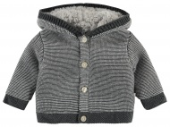 Vest Quartz Grey Melange