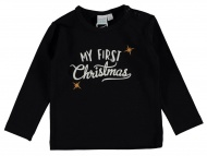 T-Shirt Christmas Black