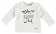 T-Shirt Welcome Offwhite