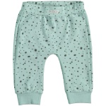 Broek Dots Blue Surf