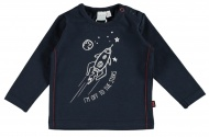 T-Shirt Rocket Navy