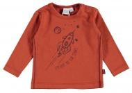 T-Shirt Rocket Cinnamon