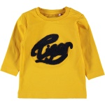 T-Shirt Linusso Golden Orange