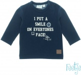 T-Shirt Smile Marine