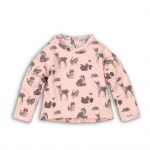 Trui Deer Light Pink