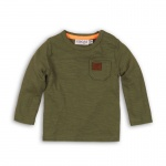 T-Shirt Pocket Green