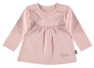 T-Shirt Crochet Pink