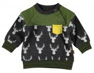 Trui Deer Anthracite